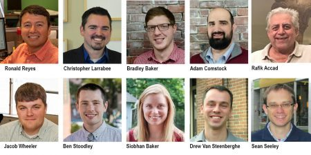 Ten New Design Professionals at WBRC