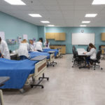 NMCC Allied Health Sim Center