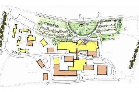 NMCC Master Campus Plan