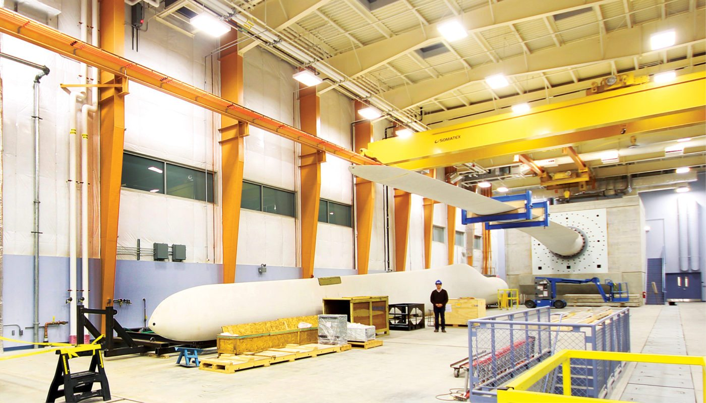 UMaine Offshore Wind Laboratory