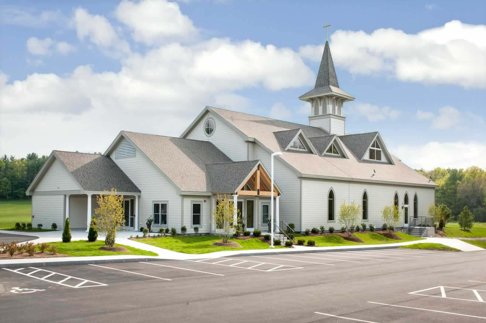 Our lady of the angel church wbrc architects engineers Interior designers lakewood ranch fl