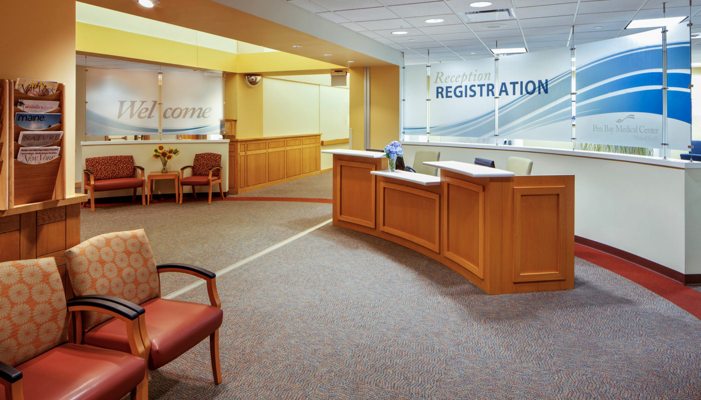 Pen Bay Medical Center Registration/Reception
