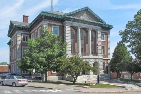 Penobscot County Courthouse
