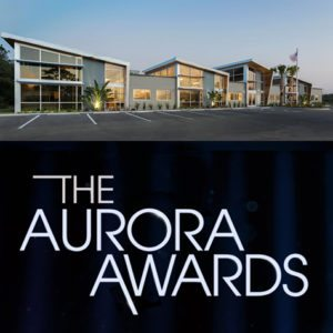 RE Crawford HQ Wins Aurora Award