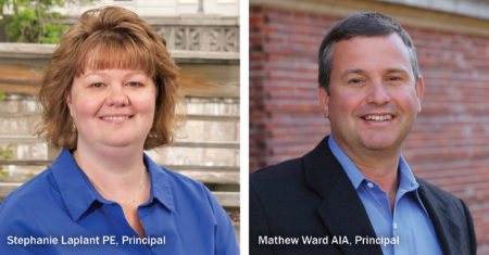 Stephanie Laplant and Mathew Ward Become WBRC Principals