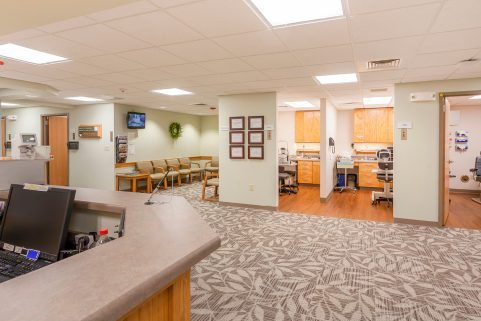 TAMC Eye Care Center