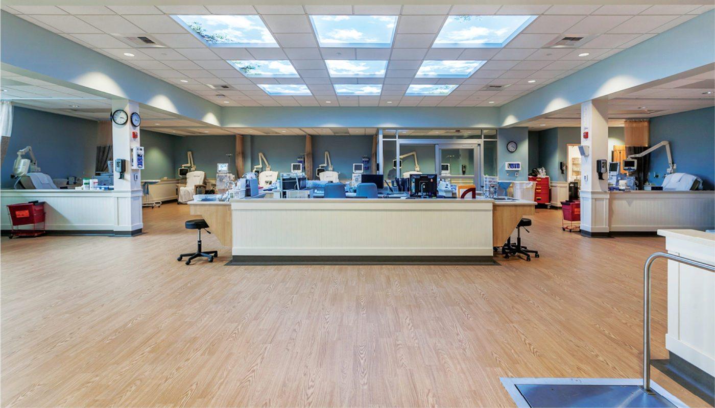 TAMC County Dialysis Center