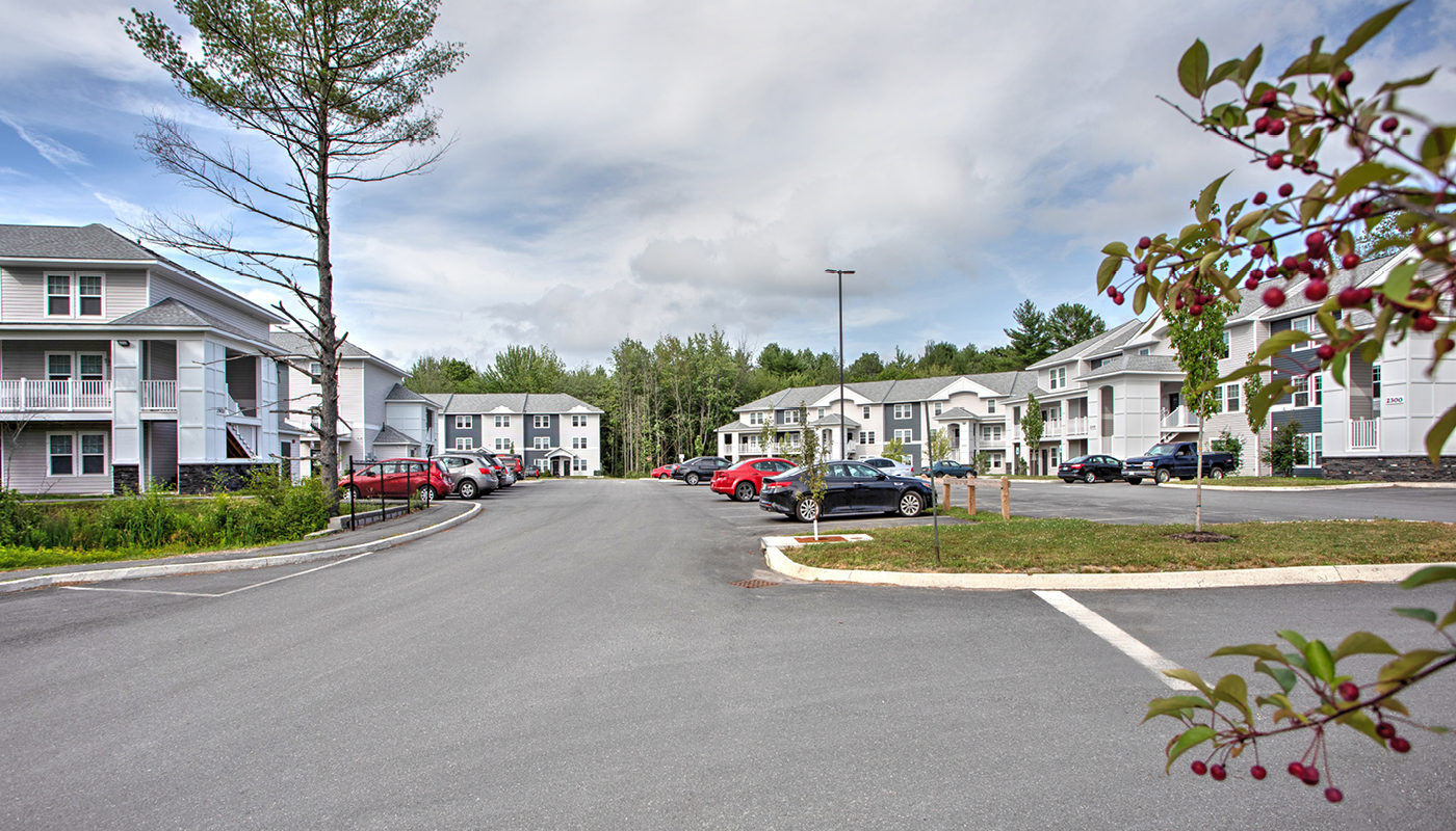 The Avenue Student Housing Site