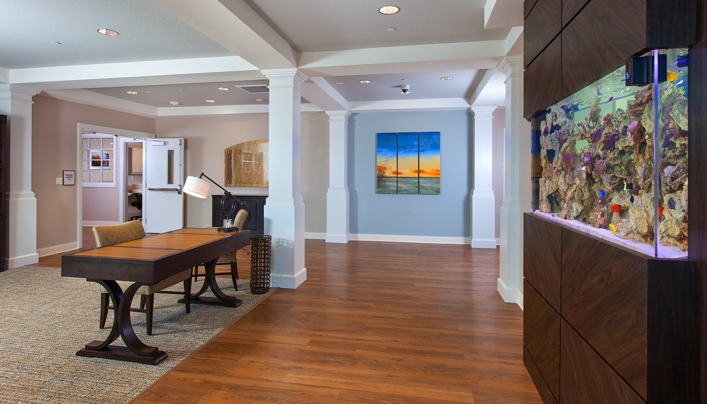 Tidewell hospice house wbrc architects engineers - Interior designers lakewood ranch fl ...