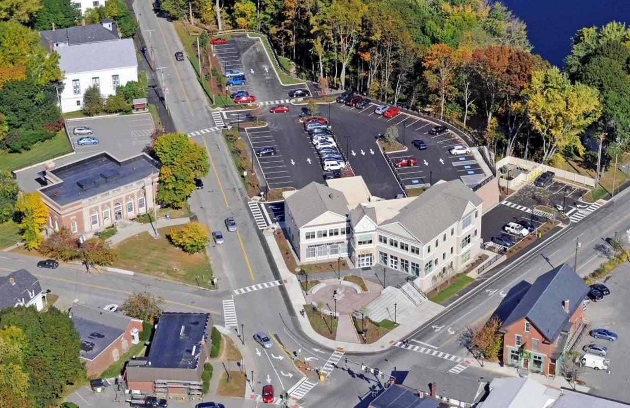 University Credit Union (UCU) Headquarters