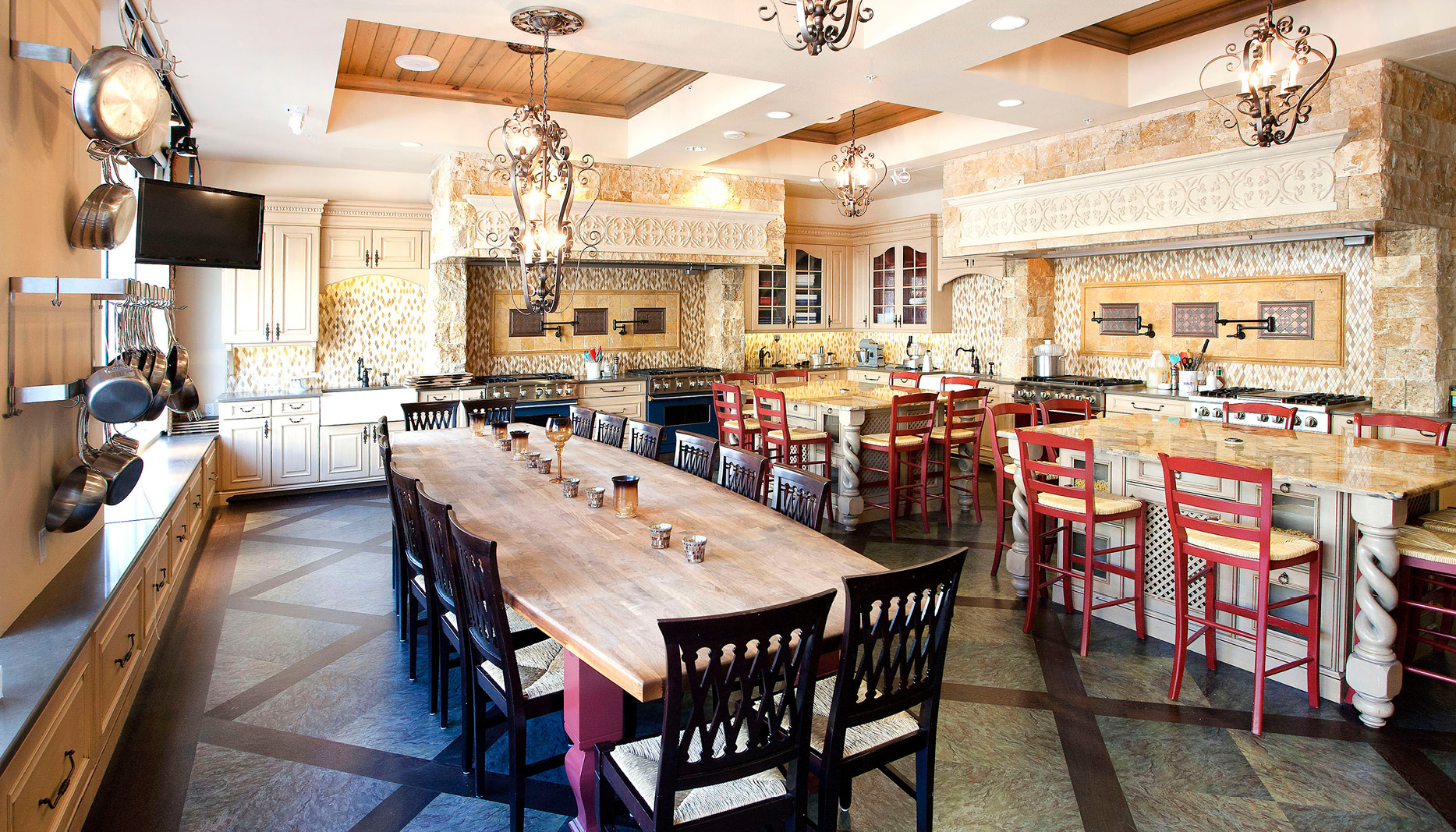 Viking culinary center wbrc architects engineers for Interior designers lakewood ranch fl