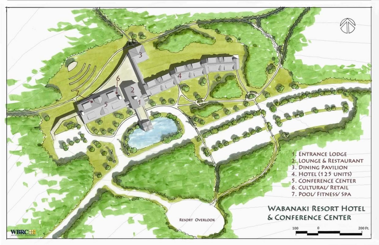 Wabanaki Resort & Cultural Center Concept Design