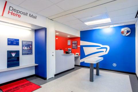 Winthrop Post Office
