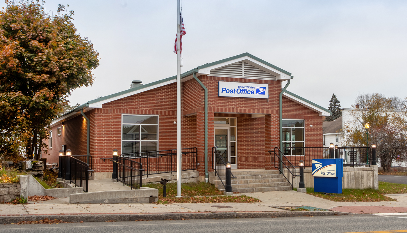 Winthrop Post Office